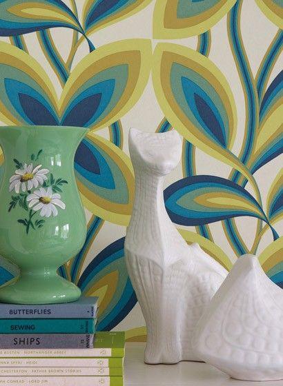 30 besten little greene tapeten bilder auf pinterest. Black Bedroom Furniture Sets. Home Design Ideas