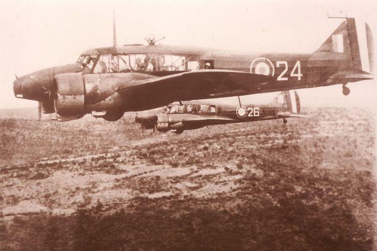 Avro Anson de l'Armée de l'Air française, Niger, 1949