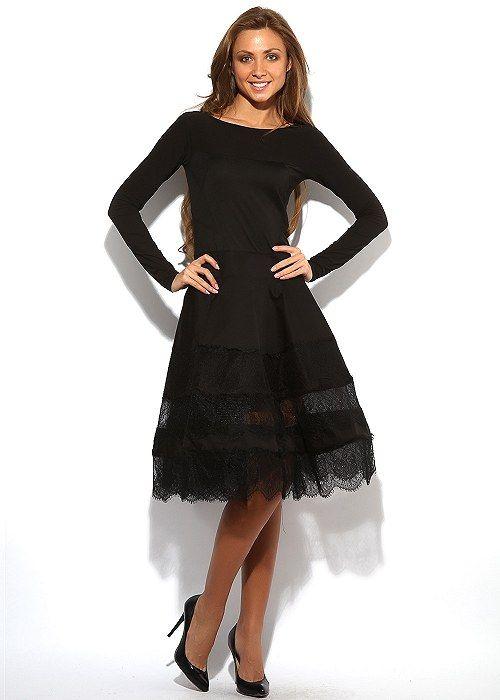 Платье с пышной юбкой Valentino (70910) - Интернет-магазин Z95