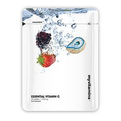 MYVITAMINS ESSENTIAL VIT C 1000mg 30 Tablets