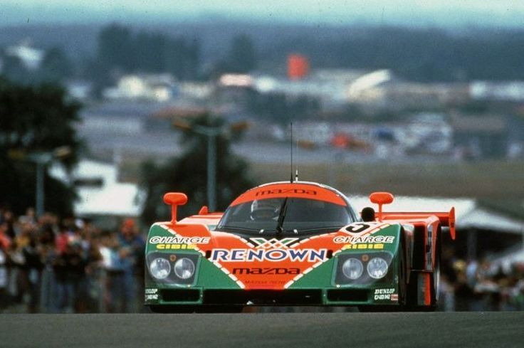 Mazda 787B - one victory was enough for the glory