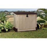 Found it at Wayfair - Woodland  Store It Out Midi 4 Ft. W x 2 Ft. D Resin Storage Shed