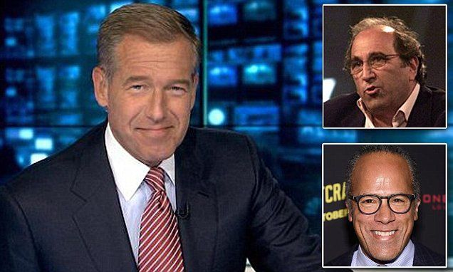 NBC execs urged to 'think creatively' about new job for Brian Williams