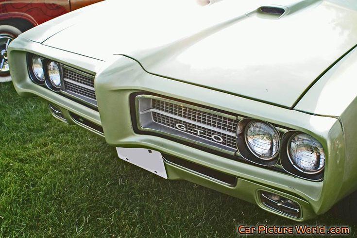 1969 Convertible Gto Front Bumper Gto Car Gto Pontiac Gto