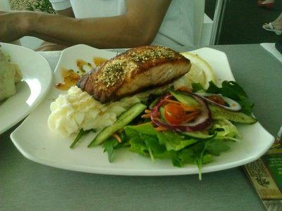 Lemon Myrtle Salmon