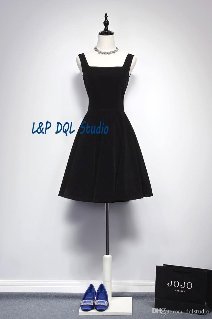 Sexy Black Velvet Party Dresses Square Neckline Sleeveless Knee-Length Cocktail Dresses Summer Party Gowns Cheap Prom Dresses Cocktail Party Dresses Cheap Prom Dresses Cheap Prom Dresses Online with $99.0/Piece on Dqlstudio's Store   DHgate.com