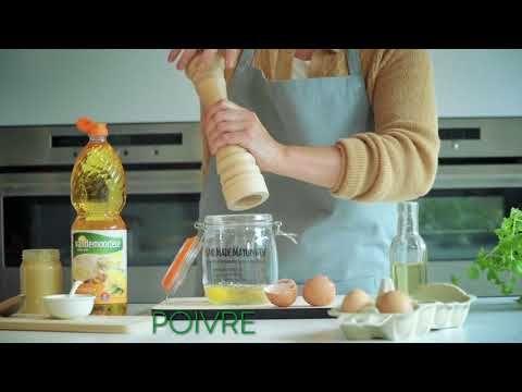 Mayonnaise maison: prête en un tournemain grâce à Vandemoortele -                         Cuisine et Recettes - Recette - Femmes d'Aujourd'hui Délices