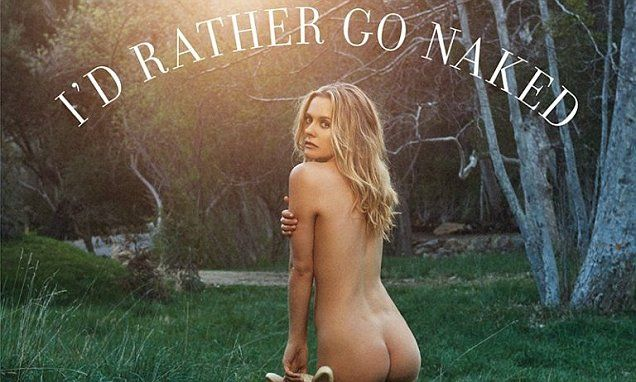 Alicia Silverstone strips down for PETA at 40