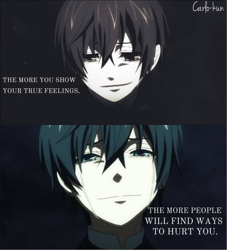 Anime Emo Quotes About Suicide: Best 25+ Sad Anime Ideas On Pinterest