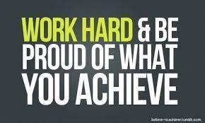 #WORKHARD!