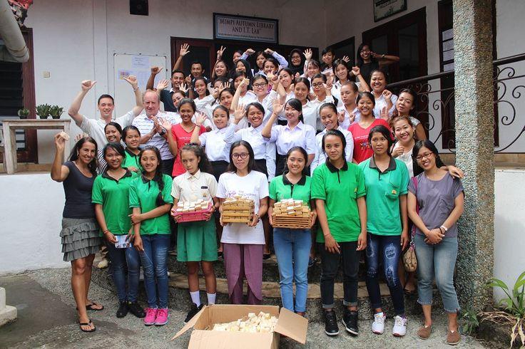 ANANTARA ULUWATU BALI RESORT: A SMALL SOAP FOR A BIG HOPE  Anantara Uluwatu Bali Resort is plea...
