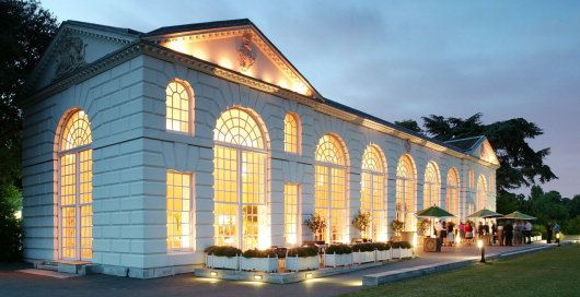 Venue hire at Kew Gardens - London venue for weddings and private events