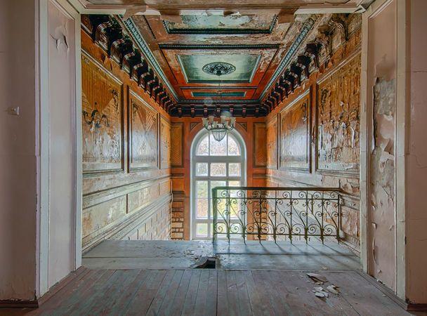 Дома с привидениями: 5 мистических усадеб России