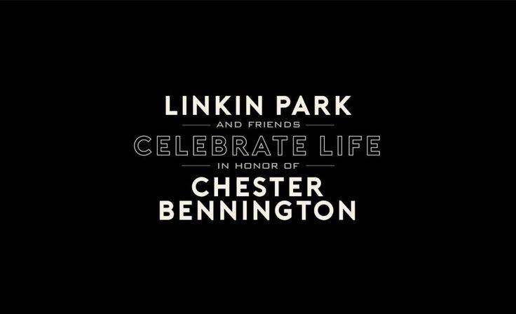 Linkin Park Celebrate Life in Honor of Chester Bennington