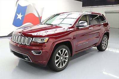 eBay: 2017 Jeep Grand Cherokee 2017 JEEP GRAND CHEROKEE OVERLAND PANO NAV 20'S 19K MI #686059 Texas Direct Auto #jeep #jeeplife