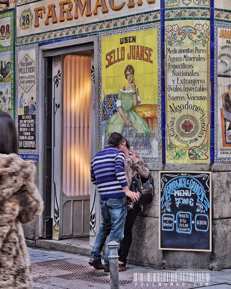 """In a packed diner in Madrid, the barkeep learned I'd sold everything and was a nomad. """"Oh, wow! This is the dream, no? But don't you miss your people?"""" I understood what he meant -- this was Spain; your people are your life. So... did I?"""