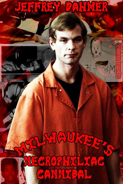Jeffrey Dahmer Master Cannibal. by GrinderDahmer