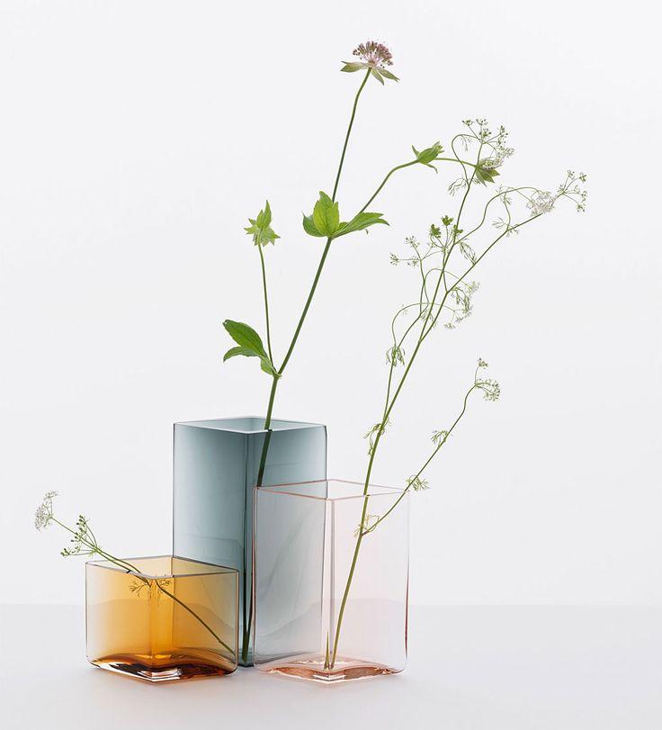 イッタラ Ruutu 花瓶 – CRAFTS DESIGN