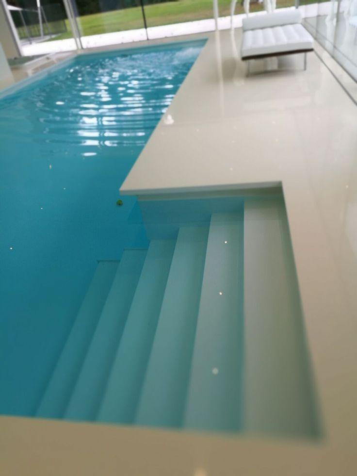 17 beste idee n over zwembad trap op pinterest - Trap ontwerpen ...