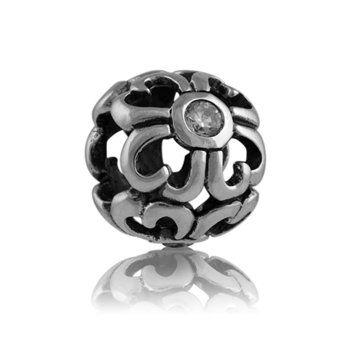 Forget-me-notNZ Silver Bracelet Charms - evolve-jewellery.co.nz