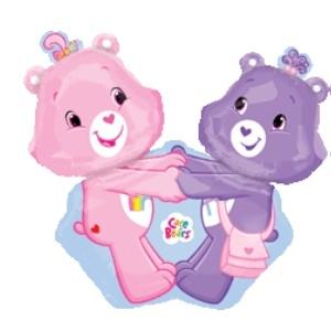 Care Bears Friends SuperShape Mylar Balloon