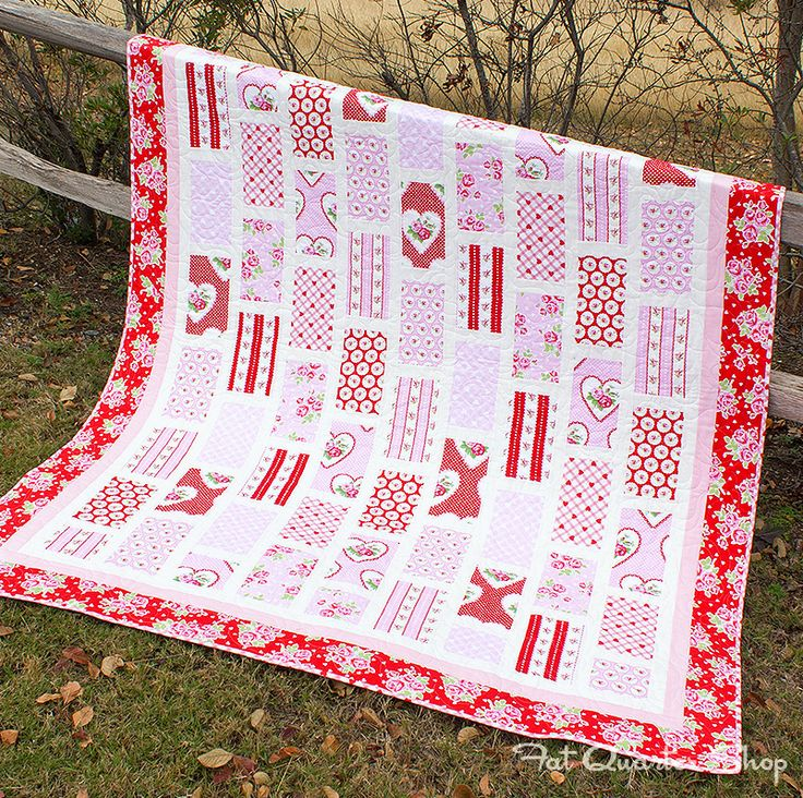 108 best Sew Much Love images on Pinterest | Quilt patterns, Quilt ... : romantic quilt patterns - Adamdwight.com