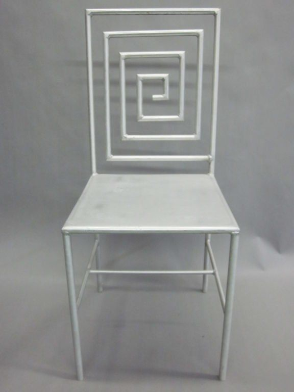 Late 20th Century Artist Made / Modern Craftsman Chair by Jose Pascual