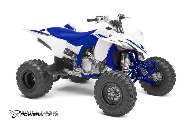 New 2017 Yamaha YFZ450R ATVs For Sale in Florida. 2017 Yamaha YFZ450R, The 2017 Yamaha YFZ450R TRACK, TRAIL AND PODIUM READY The most technologically advanced sport ATV available. Period. Race-Ready Engine Advanced Frame Advanced Cylinder Head Fuel Injection Assist and Slipper Clutch Come to Central Florida PowerSports, your favorite  New and Used Yamaha Motorcycle, ATV, UTV, PWC, and Scooter Dealer in the Orlando and Kissimmee, Florida  area.
