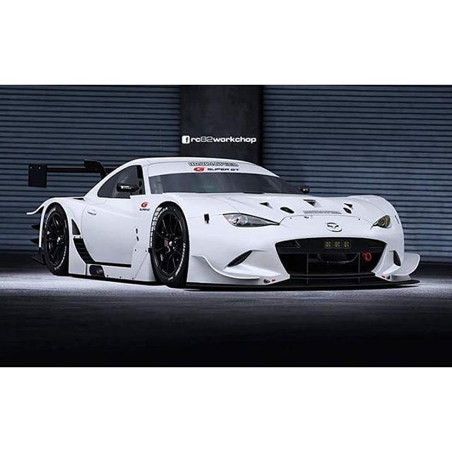 Mazda Miata Race Car