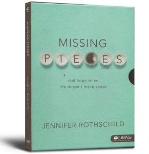 Missing Pieces bible study -- new!Bible Study, Reading, Members Book, Jennifer Rothschild, Book Worth, Women Ministry, Piece Bible, Real Hope, Bible Studies