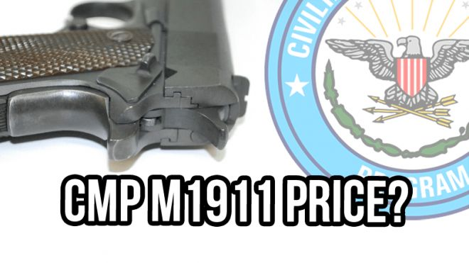 An Update on CMP 1911 Prices and Grades from CMP Chief Operating Officer Mark Johnson