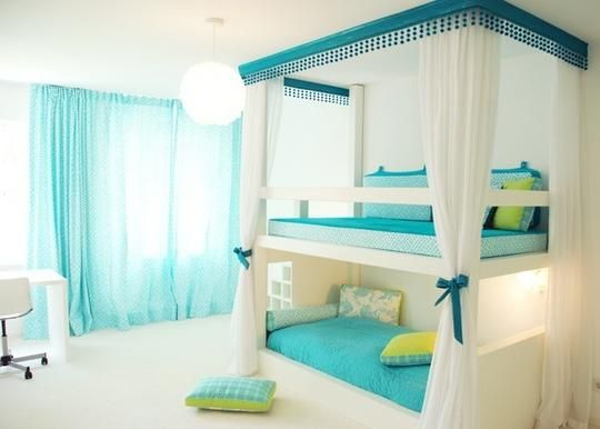 Bedroom, The Nice Cool Bunk Beds Sale The Example Picture Of Design Bedroom With Best Style Of White Color In All Of Appliances Best Lighting Bedding Curtain Some Pillows As Your Well Ideas ~ Well Ideas Of Example Cool Beds For Sale That You Can Use As Your Well Ideas To Design Bedroom