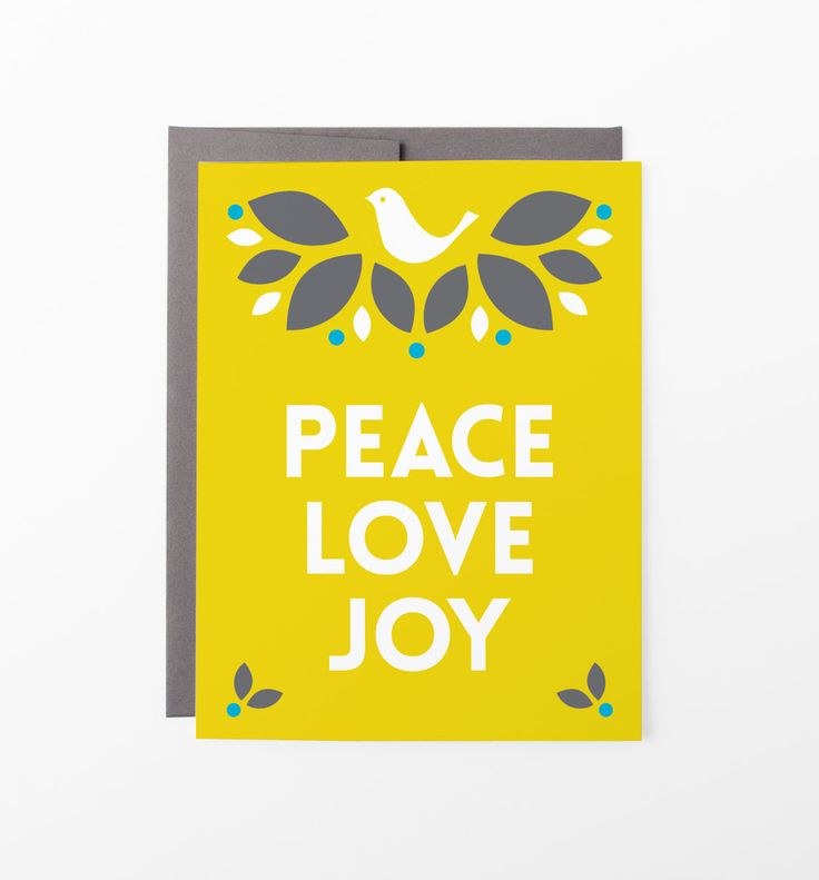 Holiday Dove Christmas greeting card