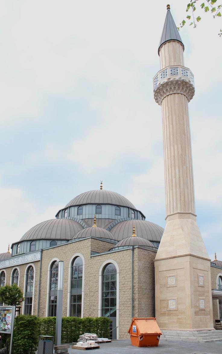 Merkez Moschee Duisburg Marxloh Foto: Jennifer Janson