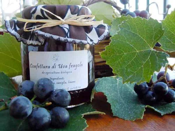 marmellata-uva fragola