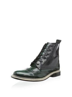 52% OFF JD Fisk Men's Nicholson Boot (Green)