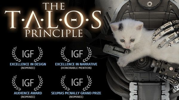 The Talos Principle on Steam