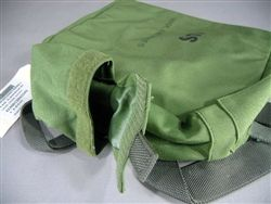 Chemical Gas Mask Pouch | M-40 OD Green