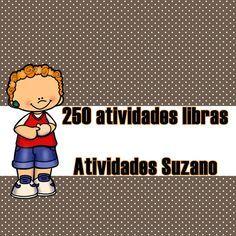 250 atividades com libras - Atividades Adriana