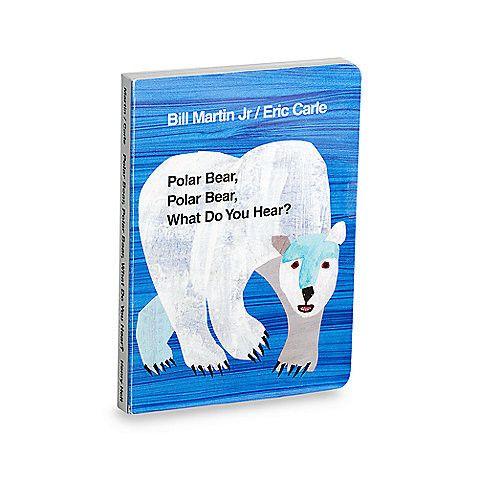 Polar Bear, Polar Bear Board Book