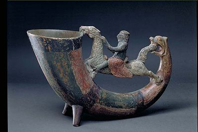 Drinking horn, Uppland Sweden, medieval