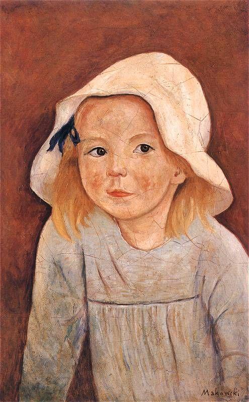 Tadeusz Makowski 1882-1932 | Post-Impressionist and Cubist painter | Tutt'Art…
