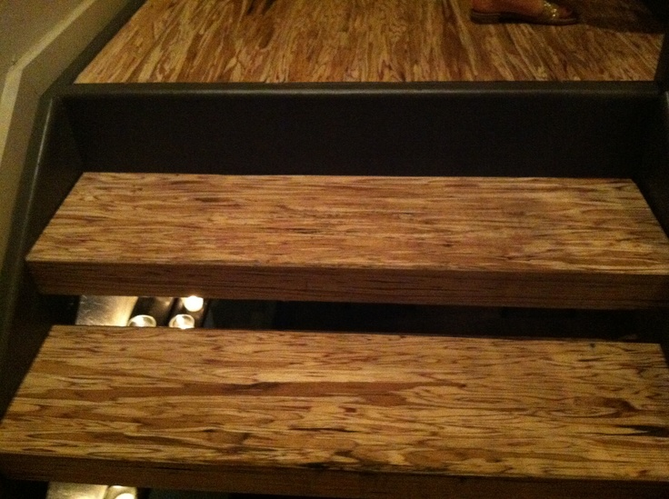 Best Pressed Particle Board Beam Stairs At Vernick Particle 400 x 300