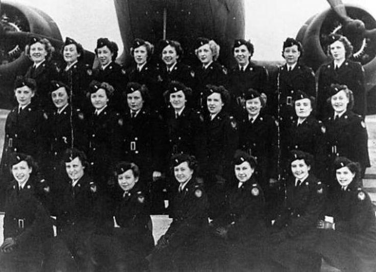 818th MAETS flight nurses ~
