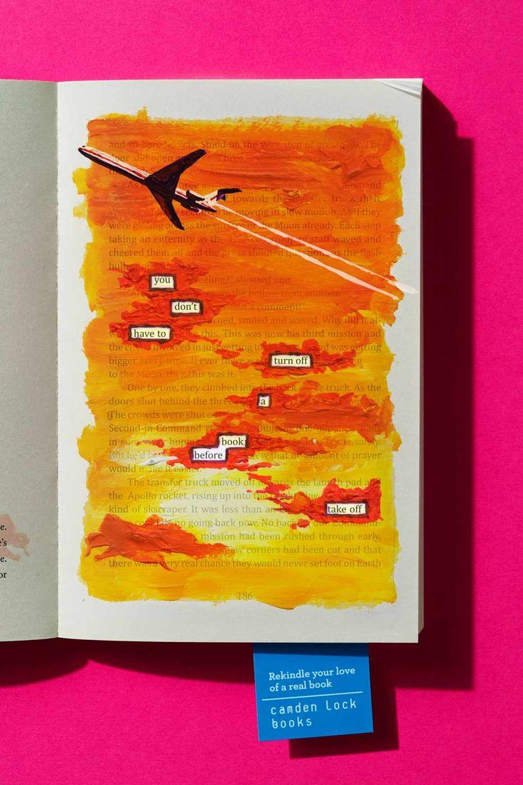 Camden Lock Books: Plane