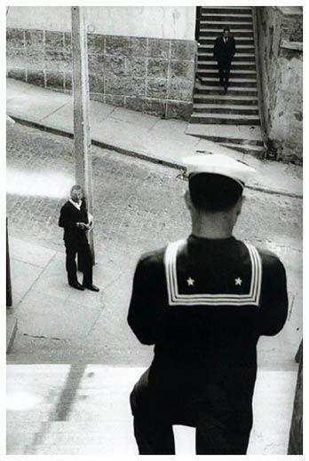 Sergio Larrain - Valparaíso, Chile, 1963. S)
