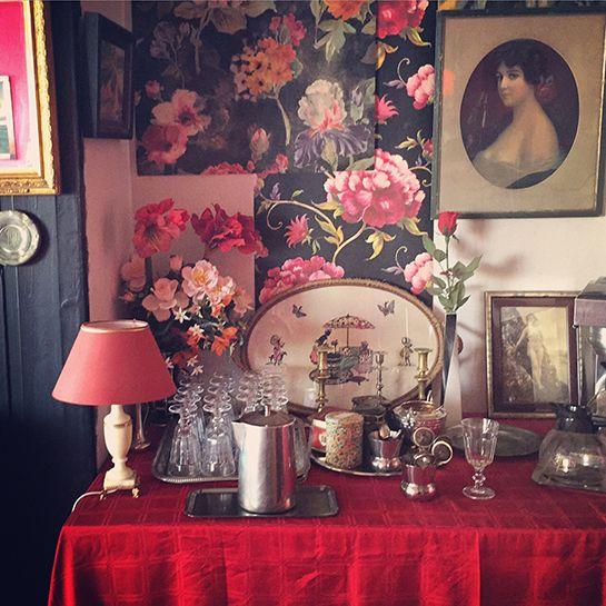 Elsie's café, Fårö – Gotlandstips.se #gotland #gotlandstips #sweden #fårö #kitsch