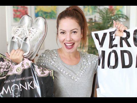 Compras de Viagem | Fast Fashion e Moda Dinamarquesa | Juliana Goes | Dicas de Beleza, Saúde e Lifestyle.
