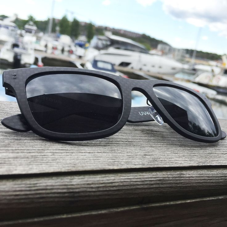 Carbon Fiber Sunglasses - Fibrous V2