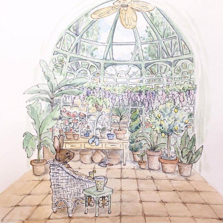 Greenhouse- Genevra Bell Style